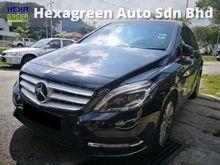 2012 Mercedes-Benz B200 Sport Tourer Hatchback 1.6 - Warranty till 2017 Nov