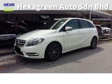 2013 Mercedes-Benz B200 CGI Sport Tourer Hatchback-Full Service Record