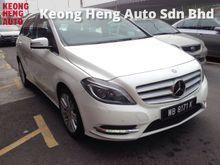 2014 Mercedes-Benz B200 1.6 Sport Tourer Hatchback Under Warranty Register 2015
