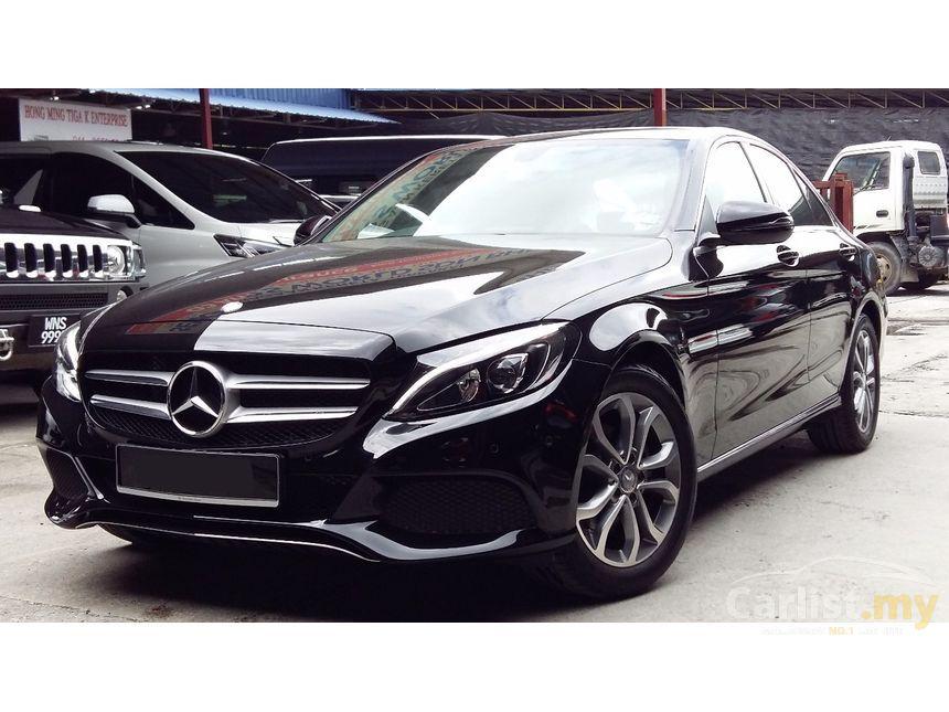 Mercedes benz c180 2017 avantgarde 1 6 in kuala lumpur for Mercedes benz c300 turbo kit