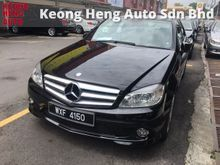 2011 Mercedes-Benz C180 1.8 AMG (A) BEST DEAL