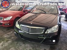 Mercedes-Benz C180 CGI NEWFACELIFT,7G TRONIC,ELECTRIC SEAT,LEATHER,PARKTRONIC,BLUETOOTH,ACTUAL YEAR CAN PROVE 12-UNREGISTER,FREE WARRANTY N GIFTS
