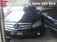 2011 Mercedes-Benz C180 CGI 1.8 (a)