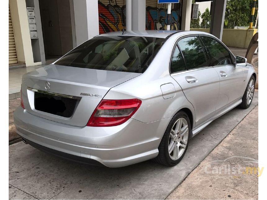 Mercedes benz c180 2010 mercedes benz c180 1 8 in selangor for Mercedes benz private sellers