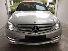2010 Mercedes-Benz C180 CGI 1.8 (A) ---EASY SELL---
