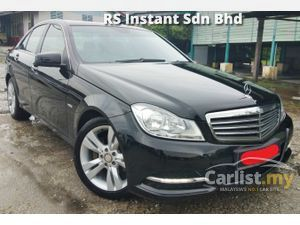 2013 Mercedes Benz C180 1.8 (A) CGI LOCAL NEW FACELIFT AMG BRABUS C200