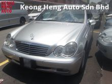 2005 Mercedes-Benz C180K (REG 2O1O) Japan Spec. Accident Free. Tip Top Condition. PRICE CAN NEGO. CALL NOW FOR BEST PRICE