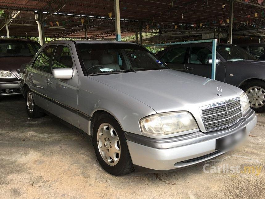Service manual how make cars 1994 mercedes benz c class for Mercedes benz make