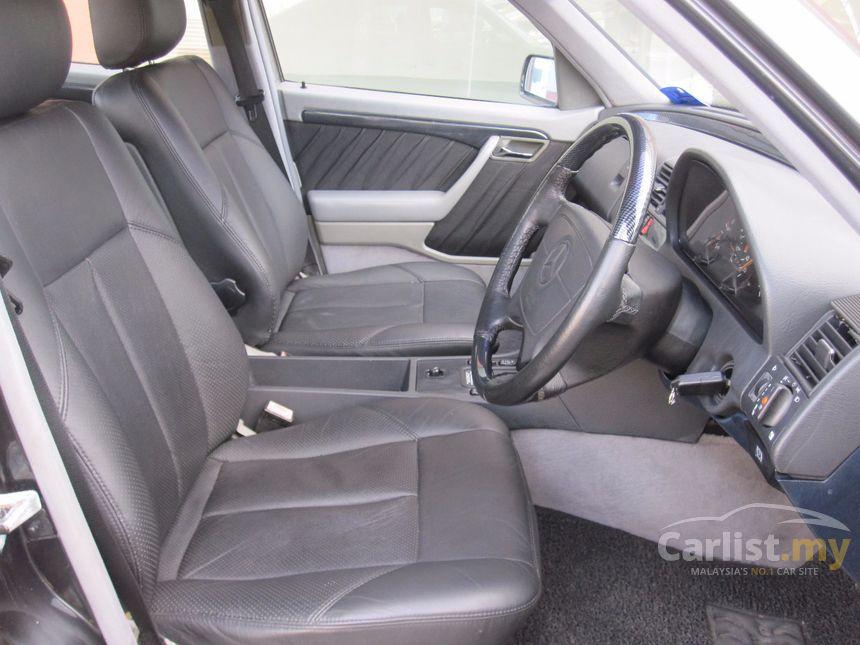 Mercedes benz c200 1997 avantgarde 2 0 in kuala lumpur for Mercedes benz upholstery repair