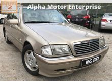 2001 Mercedes-Benz C200 2.0 (A) W202 5 SPEED C180 C220