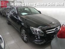 2014 Mercedes-Benz C200 2.0 AVT WARRANTY TILL 16 OCT 2018