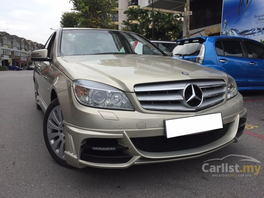 Mercedes benz c200 cgi 2011 avantgarde 1 8 in selangor for Mercedes benz car loan rates