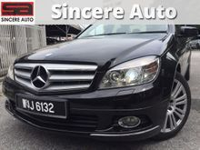 (SAVE RM8000)(RAYA PROMOTION) 2011 Mercedes-Benz C200 CGI 1.8 Avantgarde Local Spec 11