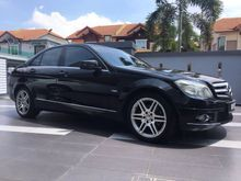 2010 Mercedes-Benz C200 CGI 1.8 Elegance Sedan
