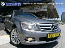Mercedes-Benz C200 (A) CGI TURBO 1.8 Elegance Sedan 2010