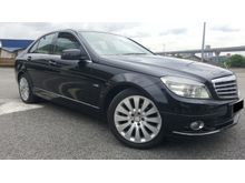 2012 Mercedes-Benz C200 CGI 1.8 Elegance - NO PROCESSING FEES - FULL LOAN - TIP TOP CONDITION - JUST DRIVE AND NO REPAIR