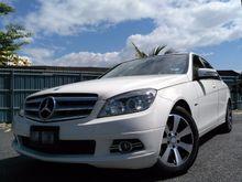 2011 Mercedes-Benz C200 CGI 1.8 FULLSPECS