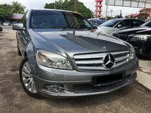 2010 (2009-2011) Mercedes-Benz C200 CGI 1.8 (A) LOCAL