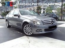 2010 Mercedes-Benz C200 CGI 1.8 - Local Spec
