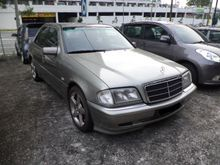 1999 Mercedes-Benz C200 2.0 (A) Elegance 1 owner New number 99