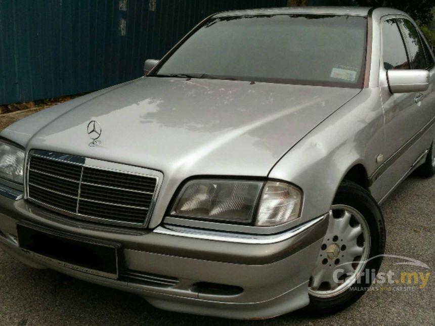 Mercedes Benz C200 2000 Elegance 2 0 In Kuala Lumpur