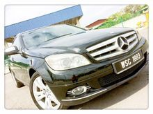 09 ADVANGARDE IMACULATE Benz C200 1.8 LOCAL CNC CARKING