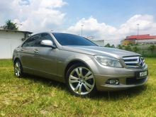 2008 Mercedes-Benz C200K 1.8 Avantgarde #GENUINE YEAR MAKE #PERFECT CONDITION #WEEKEND CAR #LOW MILE
