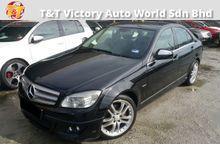 Mercedes-Benz C200K 1.8 ** ARPIL CARNIVAL SALES ** ORIGINAL BRABUS SPEC ** SPORTY DELUXE INTERIOR ** FULL BLACK INTERIOR **