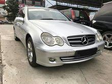 3 hari saja 2007 Mercedes-Benz C200K 1.8 Elegance CKD MODEL