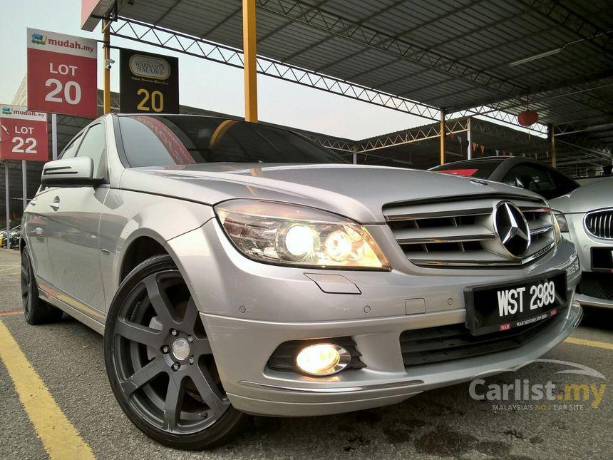 Mercedes benz c200k 2010 elegance 1 8 in kuala lumpur for 2010 mercedes benz c300 price