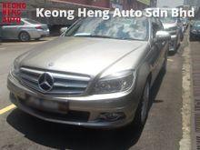 2008 Mercedes-Benz C200K 1.8 Elegance  (a)