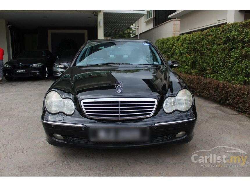 mercedes benz c220 cdi 2001 avantgarde 2 1 in kuala lumpur automatic sedan black for rm 31 000. Black Bedroom Furniture Sets. Home Design Ideas
