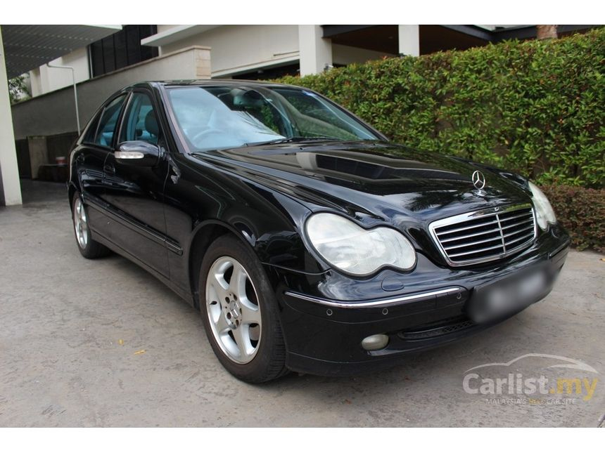 Mercedes benz c220 cdi 2001 avantgarde 2 1 in kuala lumpur for Mercedes benz private sellers