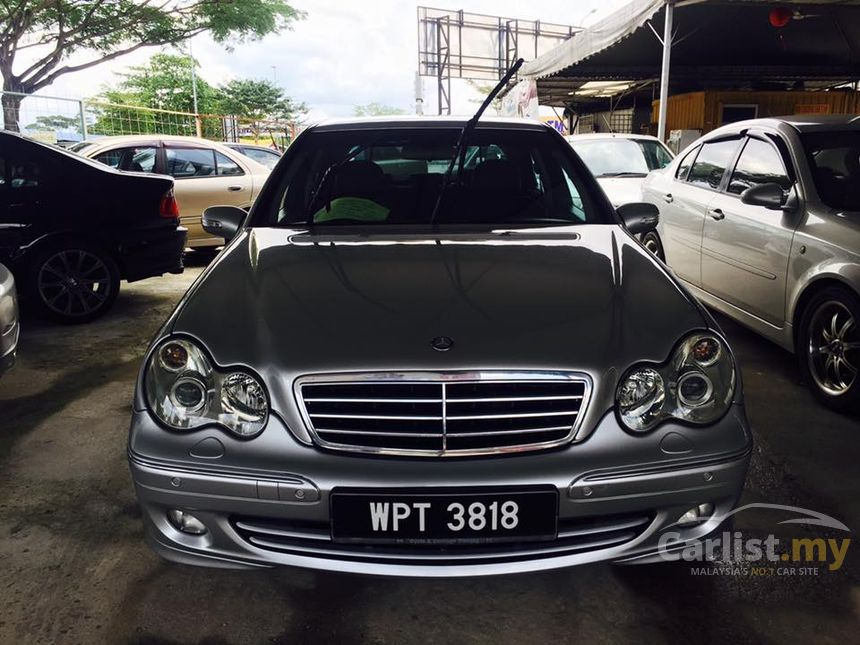 MercedesBenz C230 2006 Avantgarde 25 in Selangor Automatic Sedan