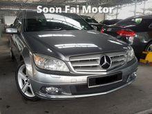 2009 Mercedes-Benz C230 2.5 Avantgarde Sedan Local Model Like New Car
