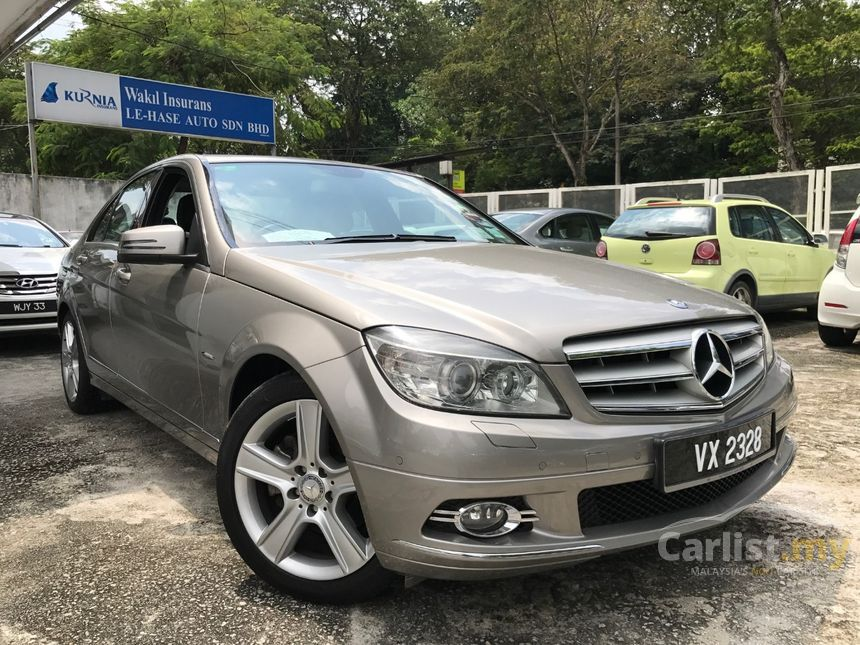 mercedes benz c230 2010 avantgarde advanced 2 5 in