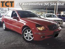 2003 Mercedes-Benz C240 2.6