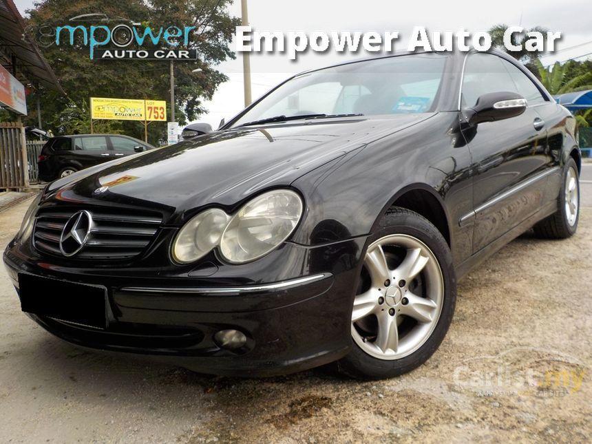 MercedesBenz C240 2004 26 in Selangor Automatic Sedan Black for