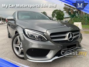 2017 Mercedes-Benz C250 2.0 AMG CBU LOCAL S/ROOF P/START P/BOOT