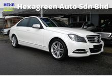 2013 Mercedes-Benz C250 CGI Sport Package-Warranty Until 2017