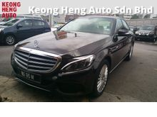 GST INCLUDED Mercedes-Benz C250 2.0 CKD Mil 17k km Waranty 19