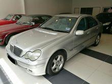 2004 Mercedes-Benz C270 CDI 2.7 Avantgarde Sedan