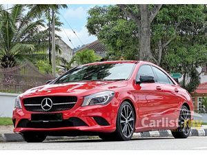 2014 Mercedes-Benz CLA200