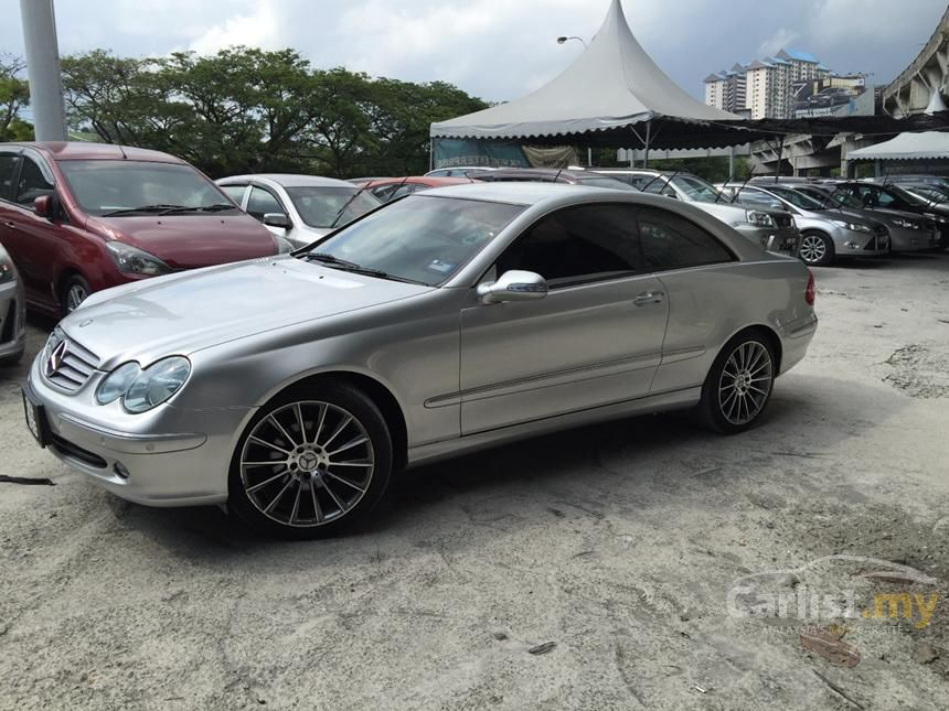 2005 Mercedes-Benz CLK200K Convertible