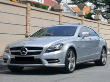 2011 MERCEDES-BENZ CLS 350 CGi (A)V6 BLUE EFFICIENCY W218 ORIGIANAL AMG 7 G TRONIC+ SUPER HIGH SPEC