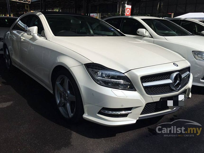 2014 Mercedes-Benz CLS350 BlueEFFICIENCY Coupe