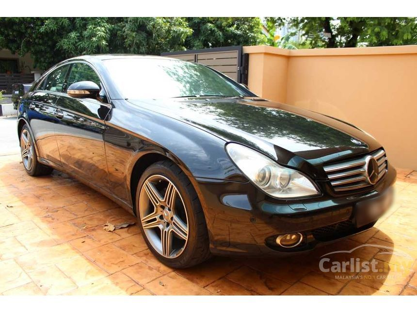 Mercedes benz cls350 2006 3 5 in selangor automatic coupe for Sell my mercedes benz