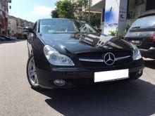 Mercedes-Benz CLS350 3.5  (AT)  V6 Sedan NICE TWO DIGIT NUMBER WUD 60 2006-10