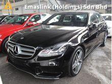 2015 Mercedes-Benz E200 2.0 AMG Spec Local AP Unreg (PRICE INCL GST)