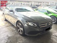 2016 Mercedes-Benz E200 2.0 (A) New Model 8K KM Done